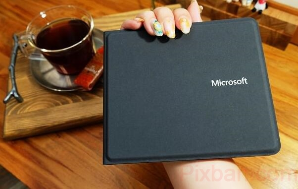 【Microsoft微軟萬用折疊式鍵盤】手機平板變身輕巧小型隨身辦公室!回信打文章更快速! 男人3C運動 網路購物