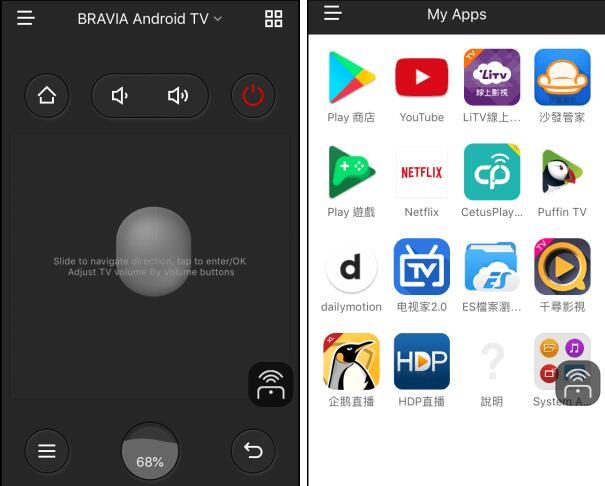 CetusPlay把手機變成電視遙控器App,控制Android TV智慧電視、機上盒(iOS、Android) 資源使用教學  CetusPlay教學